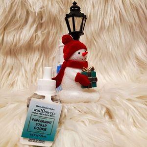 Snowman Buddy Nightlight Set